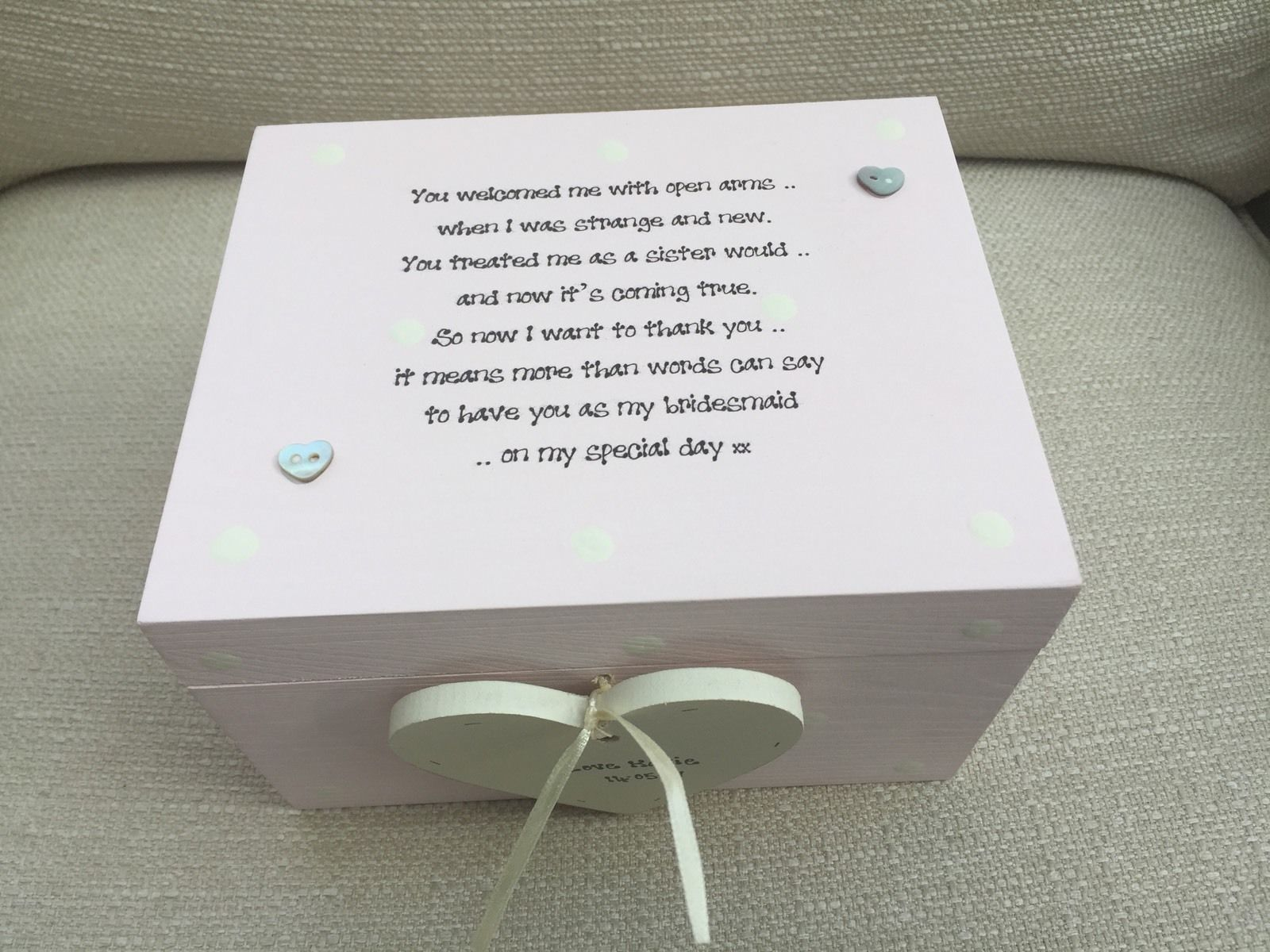 Particular Law S 35th Birthday Gifts Sister Law Wedding Giftbox Shabby Personalised Bridesmaid Sister To Be Sister Law Gifts Law Birthday Shabby Personalised Bridesmaid Sister To Be Sister Sister gifts Gifts For Sister In Law